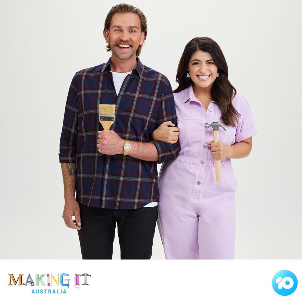 Making It Australia promo picture